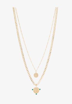 Collier - gold-colour