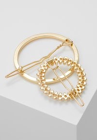 Pieces - Hair Styling Accessory - gold-coloured/clear - 2
