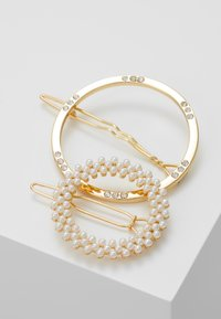 Pieces - Hair Styling Accessory - gold-coloured/clear - 4