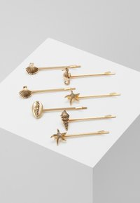 Pieces - Náušnice - gold-coloured - 0