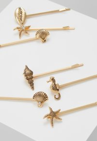 Pieces - Náušnice - gold-coloured - 5