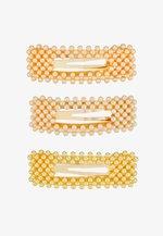 Hair styling accessory - orange pop