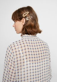 Pieces - Hair styling accessory - gold colour/blue/multi - 1