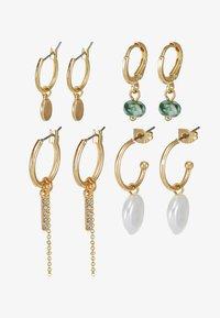 Pieces - Orecchini - gold-coloured - 3