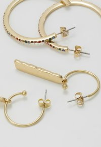 Pieces - Boucles d'oreilles - gold-coloured - 2