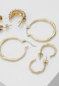 Pieces - Earrings - gold-coloured - 2