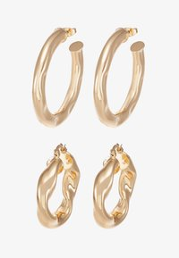 Pieces - Boucles d'oreilles - gold-coloured - 3