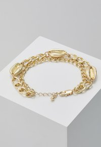 Pieces - Armband - gold-coloured - 2