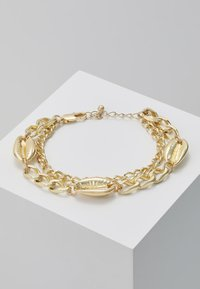 Pieces - Armband - gold-coloured - 0