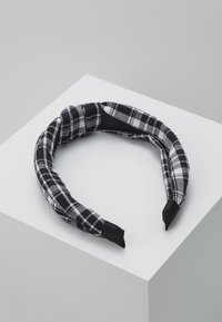Pieces - Hair Styling Accessory - black/white - 0