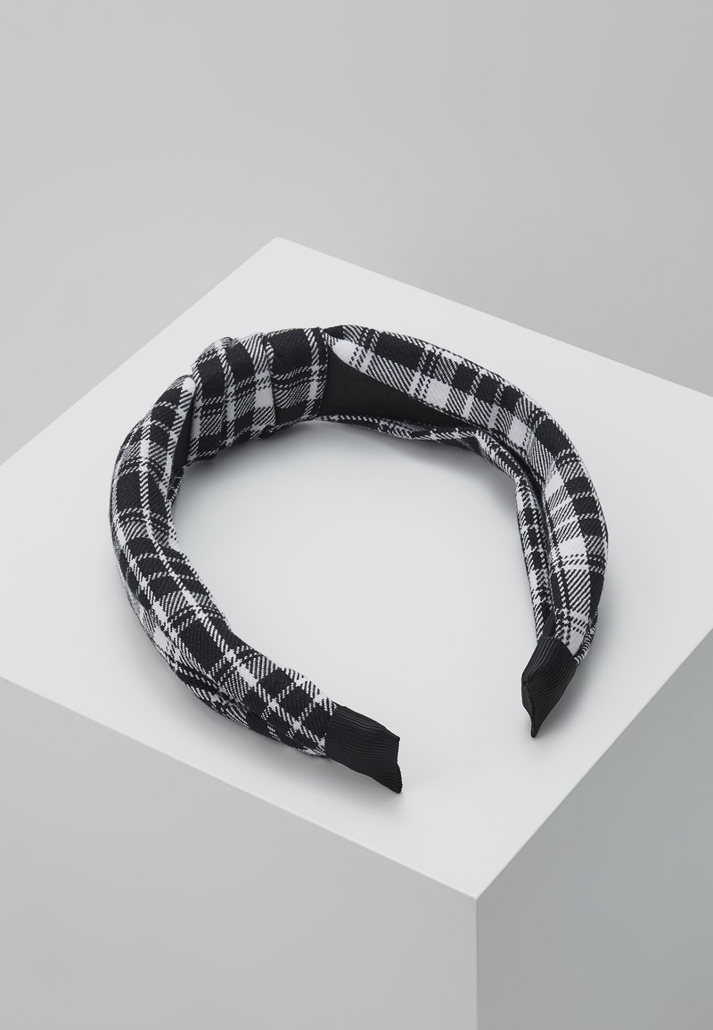 Pieces - Hair Styling Accessory - black/white