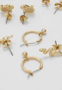 Pieces - Örhänge - gold-coloured - 2