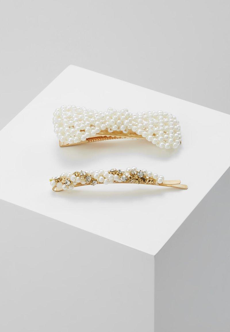 Pieces - Håraccessoar - gold-coloured