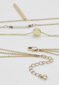 Pieces - Ketting - gold-coloured - 2