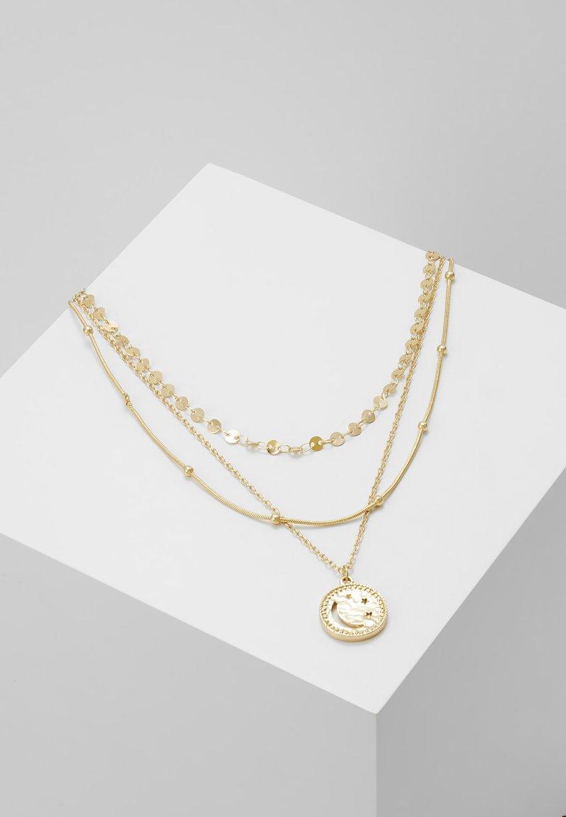 Pieces - Collar - gold-coloured