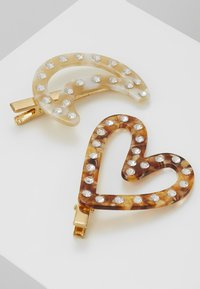 Pieces - Hair Styling Accessory - gold-coloured/multi - 4