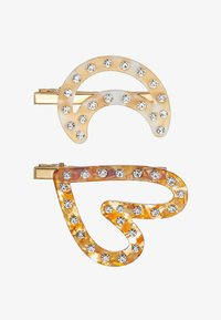 Pieces - Hair Styling Accessory - gold-coloured/multi - 3