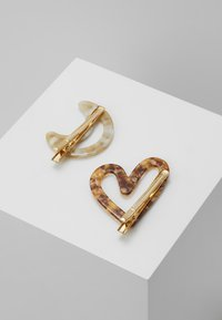 Pieces - Hair Styling Accessory - gold-coloured/multi - 2