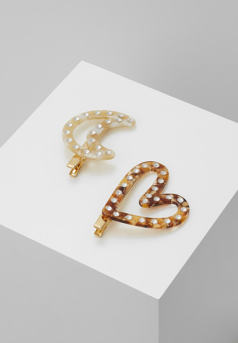 Pieces - Hair Styling Accessory - gold-coloured/multi