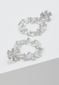 Pieces - Earrings - silver-coloured - 4