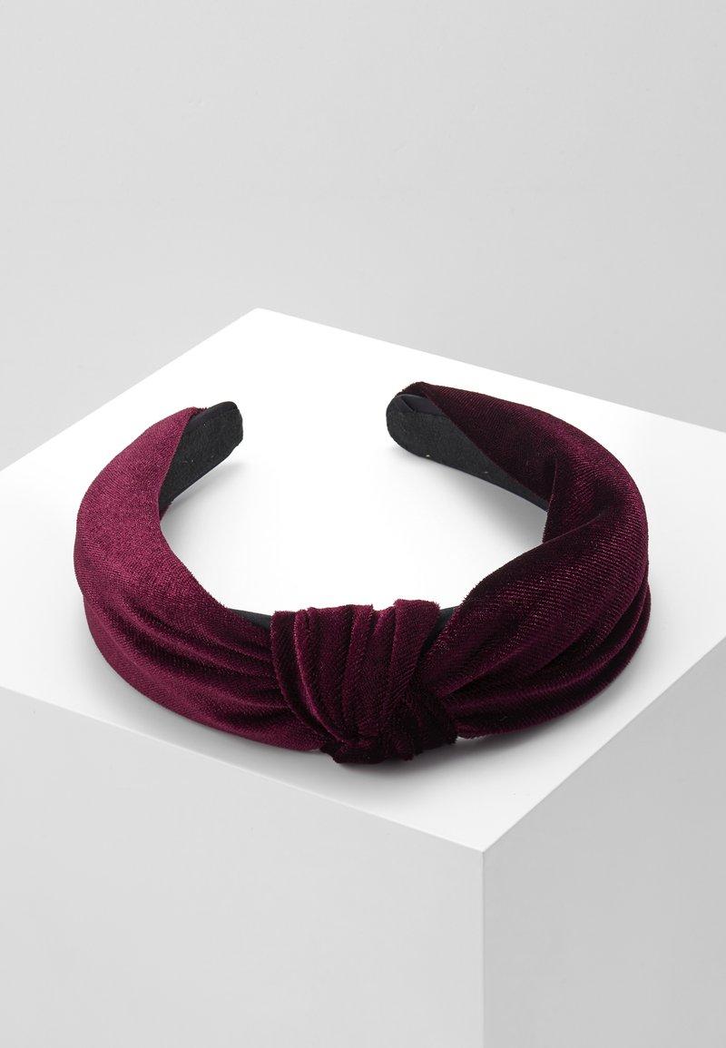 Pieces - Hårstyling-accessories - biking red