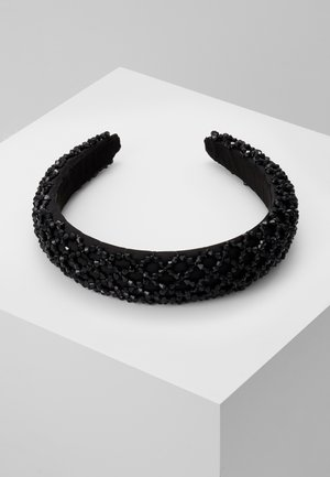 PCNELLI HAIRBAND D2D - Hair styling accessory - black