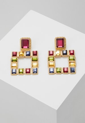 PCSIGEM EARRINGS  - Earrings - gold colour/multi