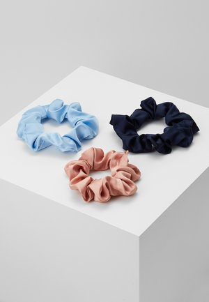 PCDALIANA SCRUNCHIE 3 PACK - Hair styling accessory - kentucky blue