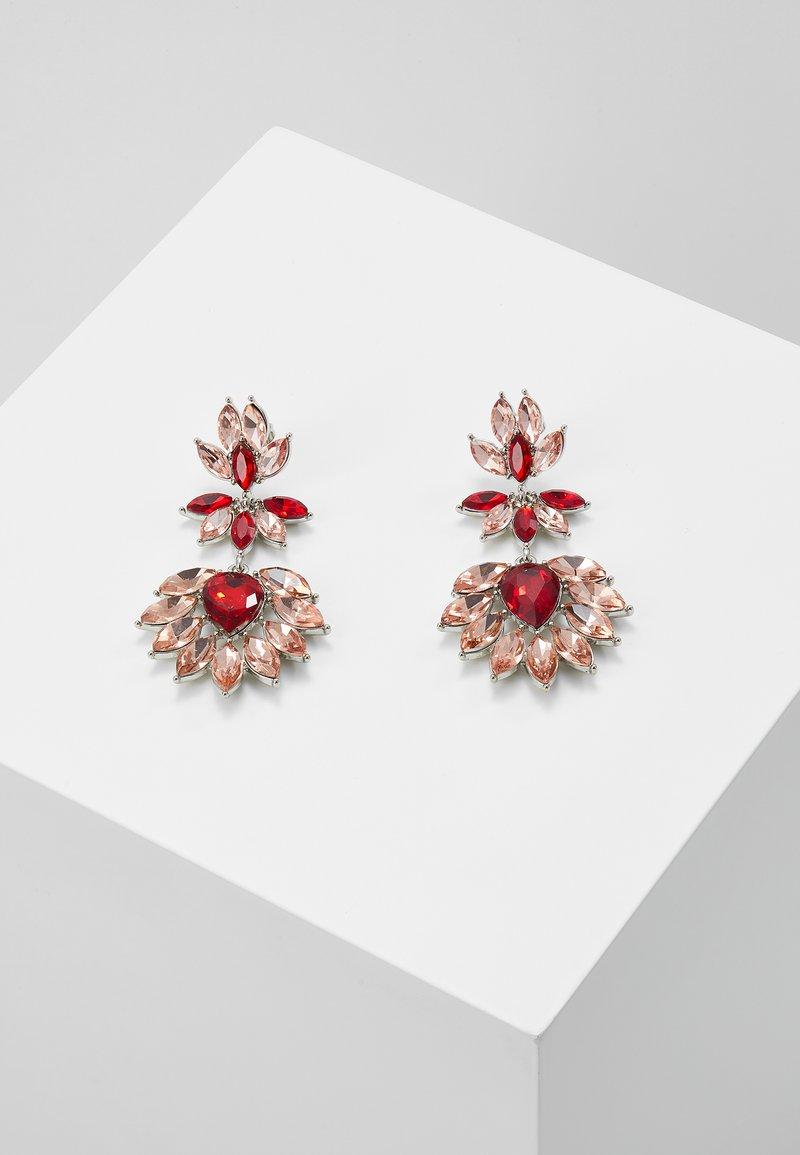 Pieces - PCLARLO EARRINGS - Boucles d'oreilles - rose tan