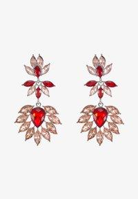 Pieces - PCLARLO EARRINGS - Boucles d'oreilles - rose tan - 3