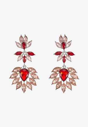 PCLARLO EARRINGS - Pendientes - rose tan