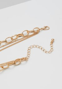 Pieces - PCDIANE COMBI NECKLACE - Ketting - gold-coloured - 2
