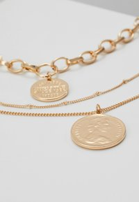 Pieces - PCDIANE COMBI NECKLACE - Ketting - gold-coloured - 4