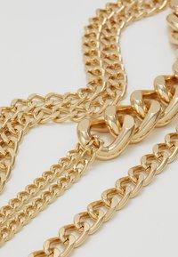 Pieces - PCOKTA COMBI NECKLACE - Collier - gold-coloured - 4