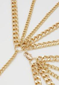 Pieces - PCOKTA COMBI NECKLACE - Collier - gold-coloured - 2