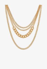 Pieces - PCOKTA COMBI NECKLACE - Collier - gold-coloured - 3