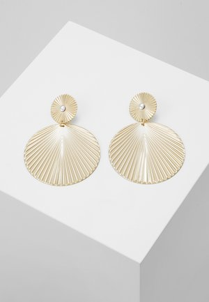 PCORITA EARRINGS KEY - Korvakorut - gold-coloured