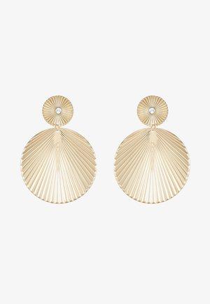 PCORITA EARRINGS KEY - Earrings - gold-coloured