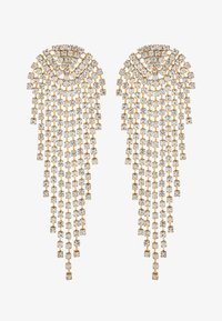 Pieces - PCNIKKA EARRINGS - Pendientes - gold-coloured - 3