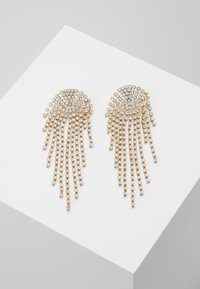 Pieces - PCNIKKA EARRINGS - Pendientes - gold-coloured - 0