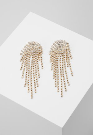 PCNIKKA EARRINGS - Pendientes - gold-coloured