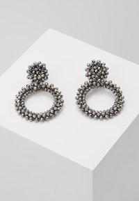 Pieces - PCOLIVIA EARRINGS - Orecchini - silver coloured - 0