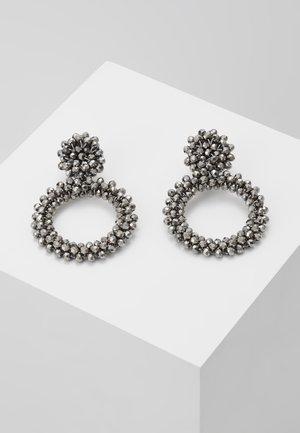 PCOLIVIA EARRINGS - Orecchini - silver coloured