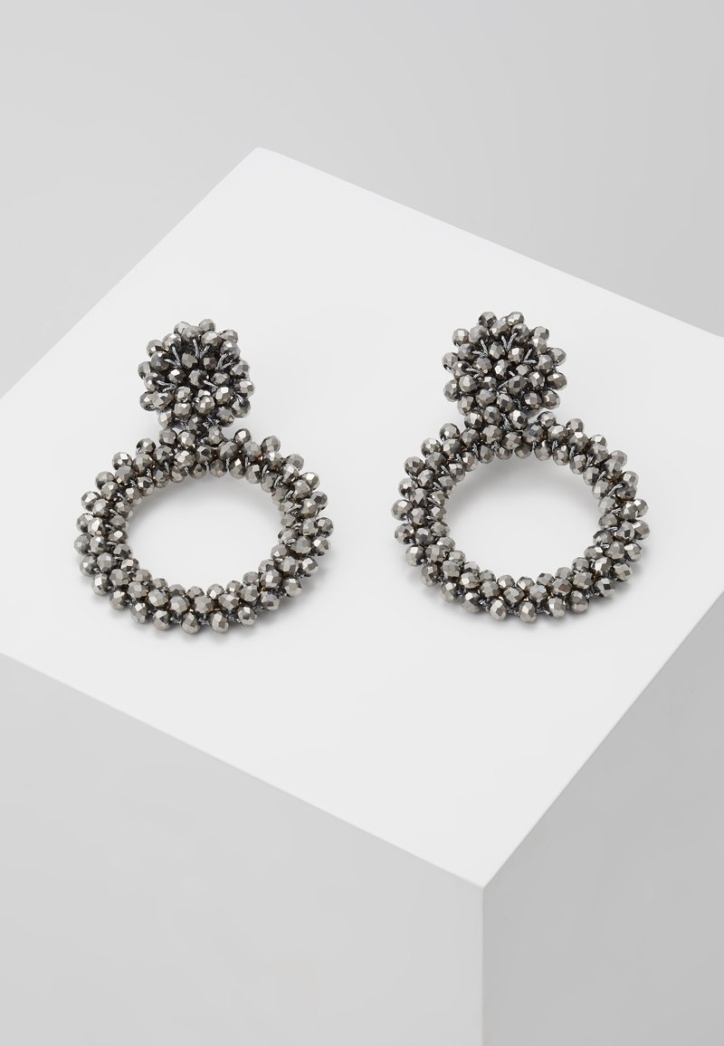 Pieces - PCOLIVIA EARRINGS - Orecchini - silver coloured
