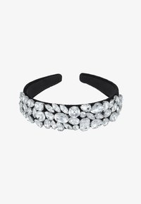 Pieces - PCVUJA HAIRBAND - Hair styling accessory - black/clear - 3