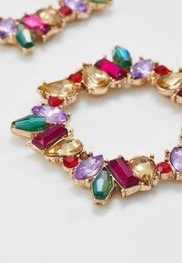 Pieces - PCKAMILLE EARRINGS - Korvakorut - emerald - 5