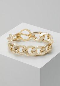 Pieces - PCLERENDA BRACELET  - Armbånd - gold coloured - 0
