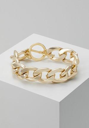 PCLERENDA BRACELET  - Bracelet - gold coloured