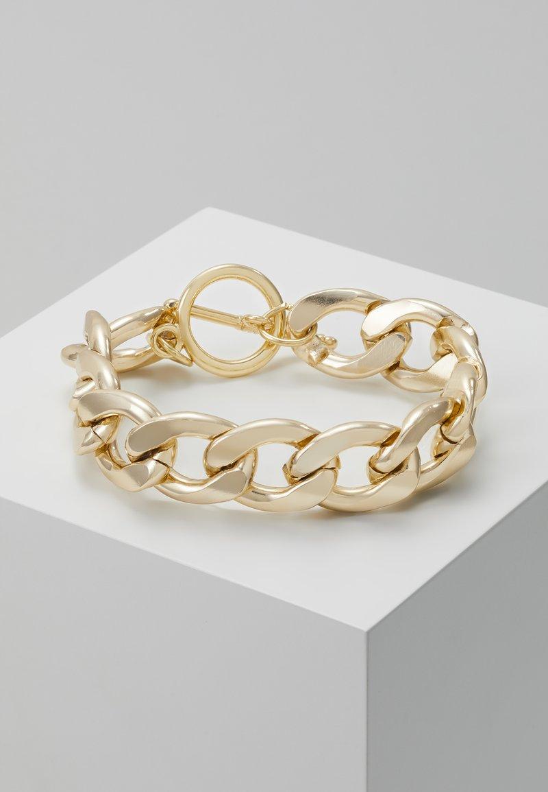 Pieces - PCLERENDA BRACELET  - Armbånd - gold coloured