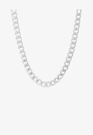 PCLERENDA NECKLACE - Halsband - silver-coloured